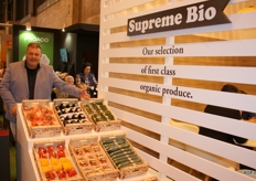 Richard Soepenberg of Frunet-Bio. Richard thinks organic is going a bit too fast in Spain, and expects the market will reach a saturation point, after which especially the conventional players will quickly return to the usual packet.