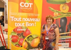 Marie-Laure Eteve from Cot International