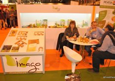 Imago Bio was at the Organic Pavillion. This was the first year that Fruit Attraction organised this pavillion.