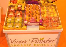 Vieux Pointet sells only organic apples