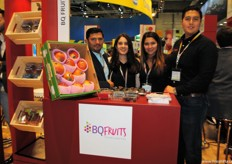 Almost the entire BQ Fruits team, Mexico.