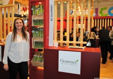 Laura Bruinson, of Gourmet Trading, Mexico.