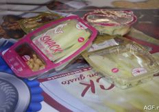 A new chicory snack was introduced during the fair. This also featured nuts and dried fruit.