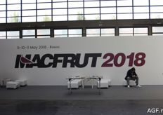 Macfrut 2018 will take place from 9 to 11 May.