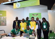 Uganda was also present with a team of growers and traders. Their first year at the Macfrut was 2015, and the second one was 2017. For them, the UK, the Middle East, the Netherlands and Belgium are important sales markets.