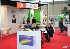There were also other Tunisian companies, such as Frigiconfort.