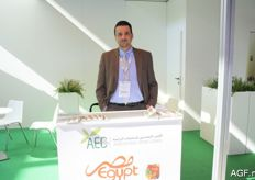 Hany Hussein, manager of AEC, the Agricultural Export Council in Egypt.