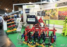 Agricultural machines from German company Kult.