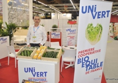 Charles Pulskens from UniVert is proud to announce their organic Cooperative has received also the fairtrade label.