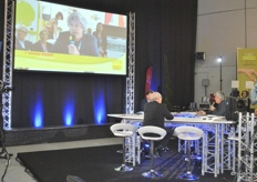 Victor Phaff was part in the panel about the forecasts of potato sowing of Northwest Europe.
