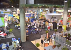 An impression of the trade show…