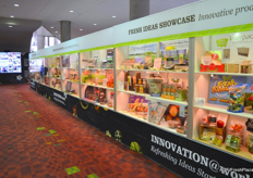 The innovation display cases, which will also be published on FreshPlaza