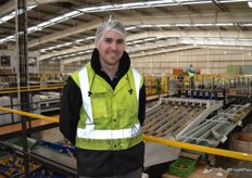 Paul Crone is site manager at Oakside.