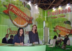 Fruitbook is a company that trades between Russia and Israel. Mangoes, citrus and grapes are their main products. Kristina Zazhirieo and Sofia Shakhmatova.