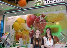 Ritzzon imports citrus, potatoes, sweet peppers, tomatoes and grapes from India. Svetlana Nazarova, Anna Zagranichnaya.