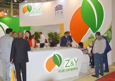 Z&Y fruit company was established in 1996. They keep developing and strive for the expansion of the fruit they supply to the Russian market. Mutual interest is a priority for the business when it comes to co-operation. They supply a wide variety of fresh fruit and vegetables year round.