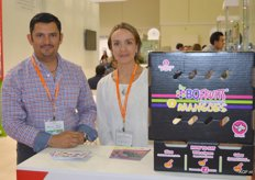 BQ Fruits, soft fruit, limes, avocados and mangoes are their most important products. Miguel Mendez and Ana M Ascencio