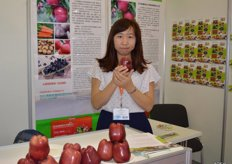 Tianshui Mei Tong Import & Export Co. exports apples, potatoes, garlic, ginger and carrots
